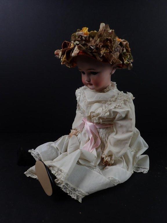 C. M. Bergmann Simon and Halbig Porcelain Doll - 5