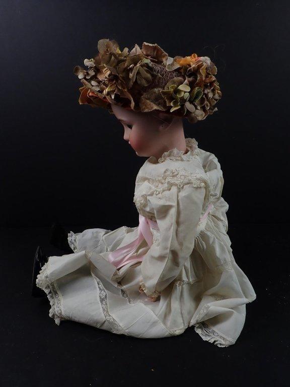 C. M. Bergmann Simon and Halbig Porcelain Doll - 6