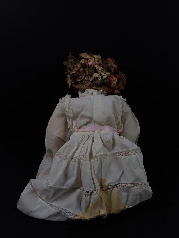 C. M. Bergmann Simon and Halbig Porcelain Doll - 7
