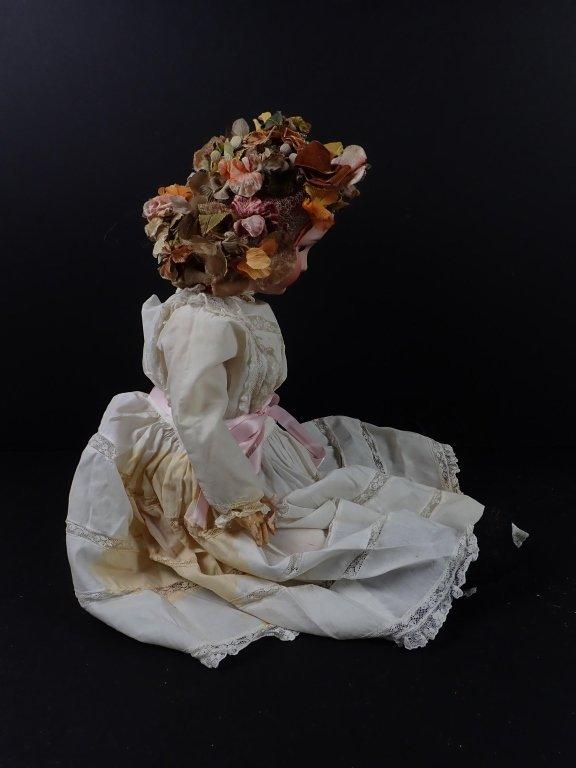 C. M. Bergmann Simon and Halbig Porcelain Doll - 8