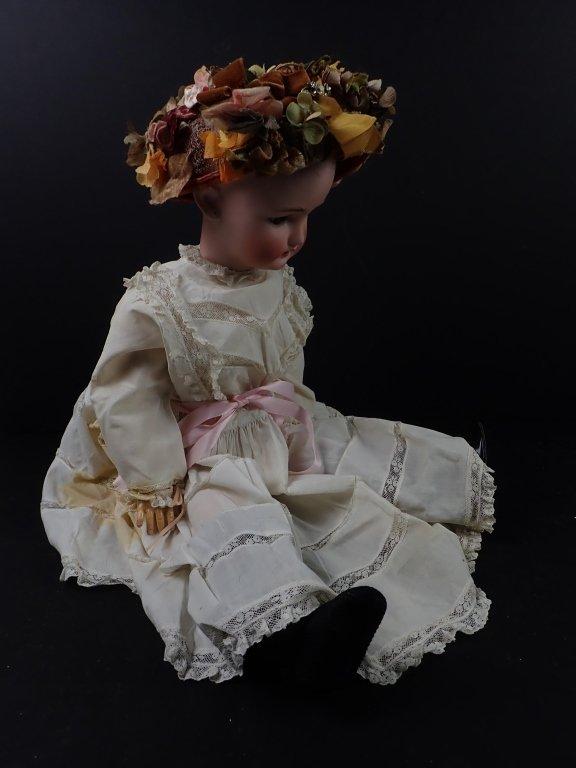 C. M. Bergmann Simon and Halbig Porcelain Doll - 9