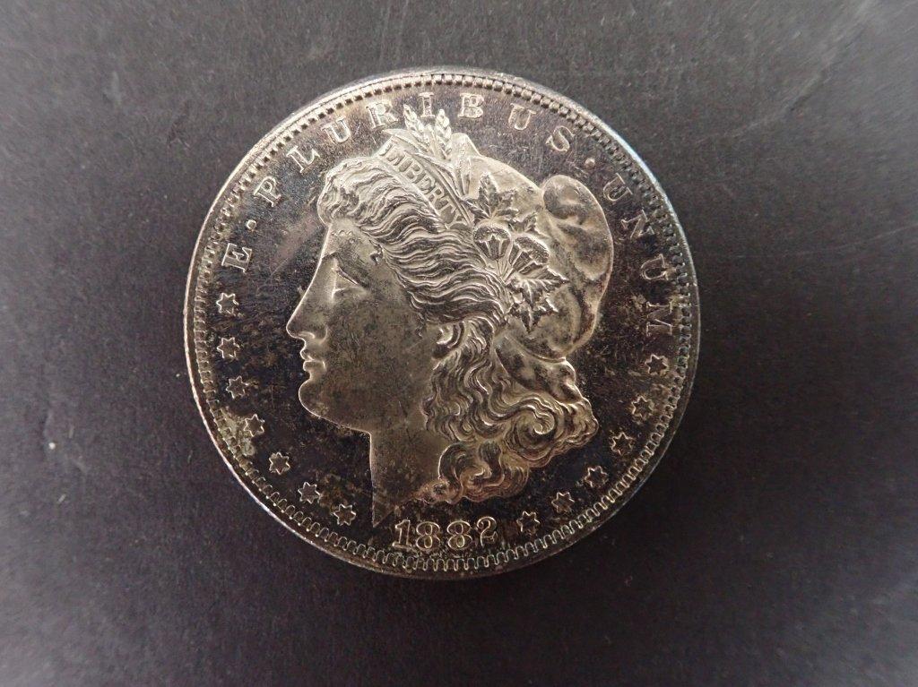 San Francisco Morgan Silver Dollar Set - 2