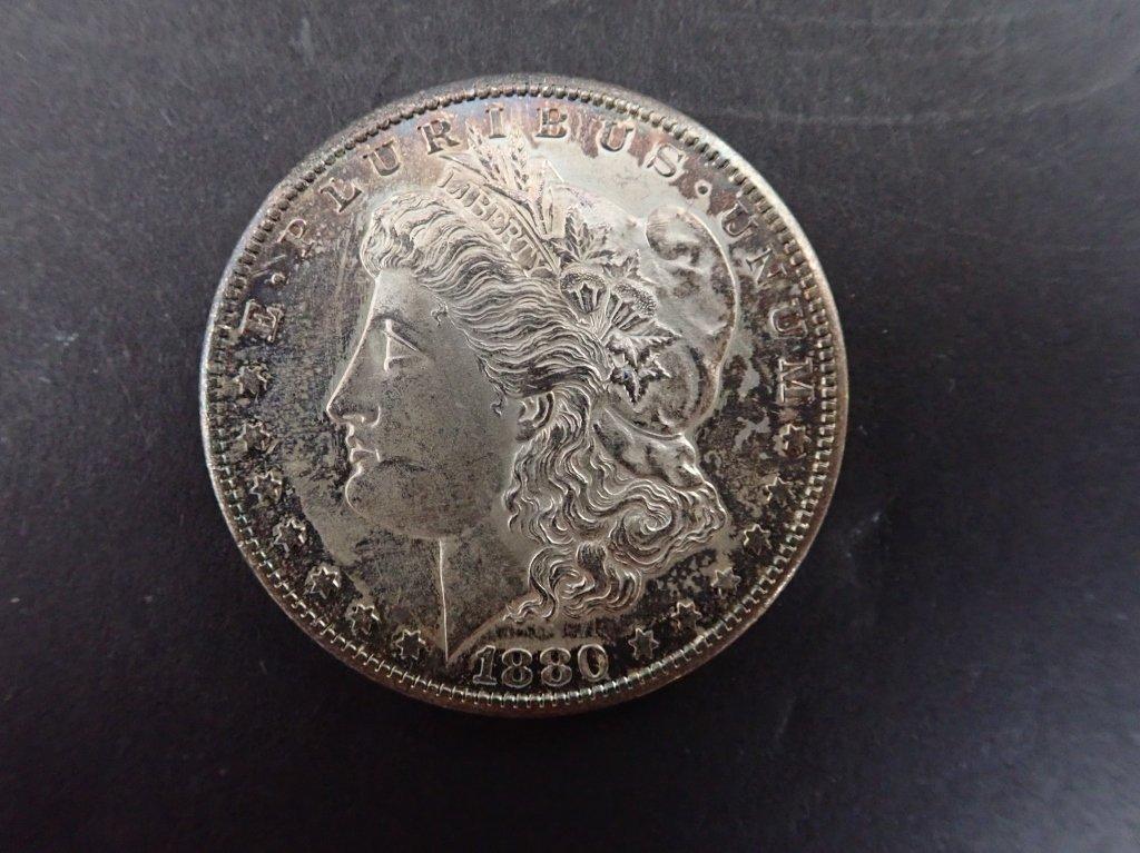 San Francisco Morgan Silver Dollar Set - 4