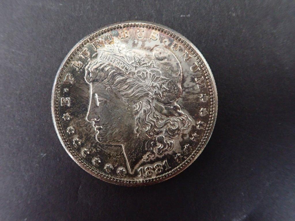 San Francisco Morgan Silver Dollar Set - 6