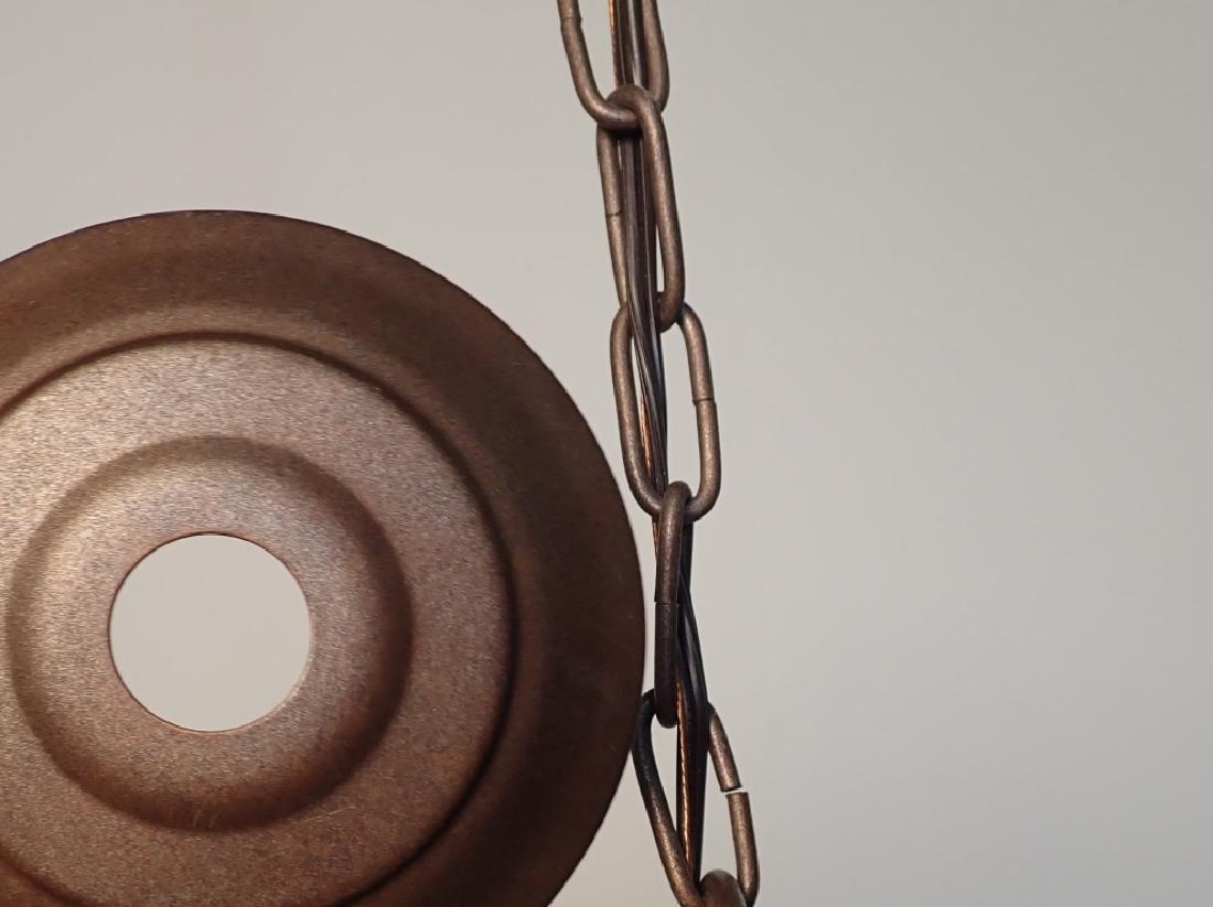 3-Light Hanging Chandelier - 6
