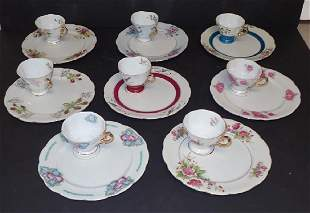 Nasco Imperial China Snack Set From Japan