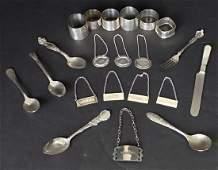 Silver Bar  Serving Accessories
