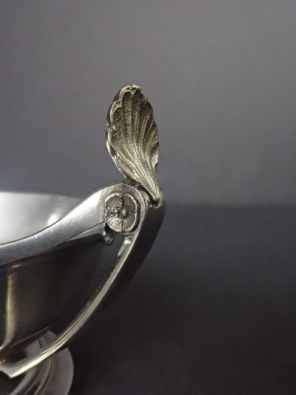 Sterling Silver Footed Bowl by Ball, Black & Co NY - 6