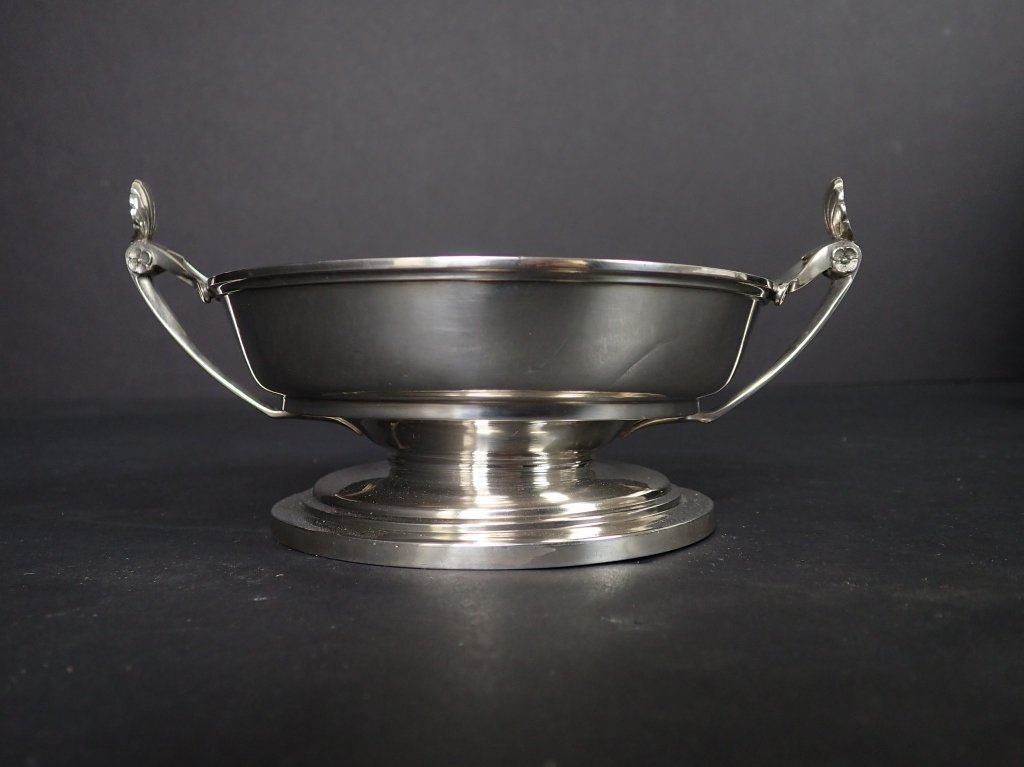 Sterling Silver Footed Bowl by Ball, Black & Co NY - 7