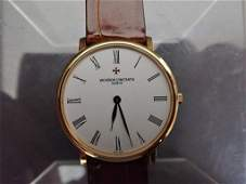 Vacheron Constantin Geneve Mens Dress Watch