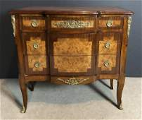 Bronze Mounted Commode