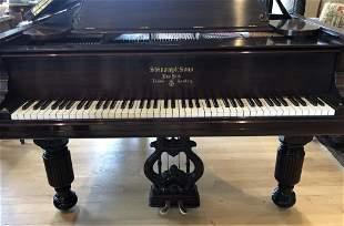 19th Century Steinway Grand Piano