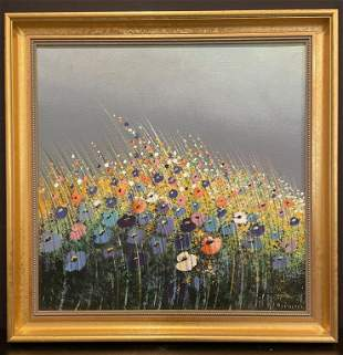 M. Vitale Modern Floral