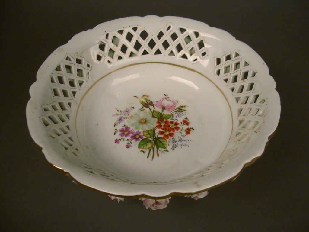 2: German porcelain bowl