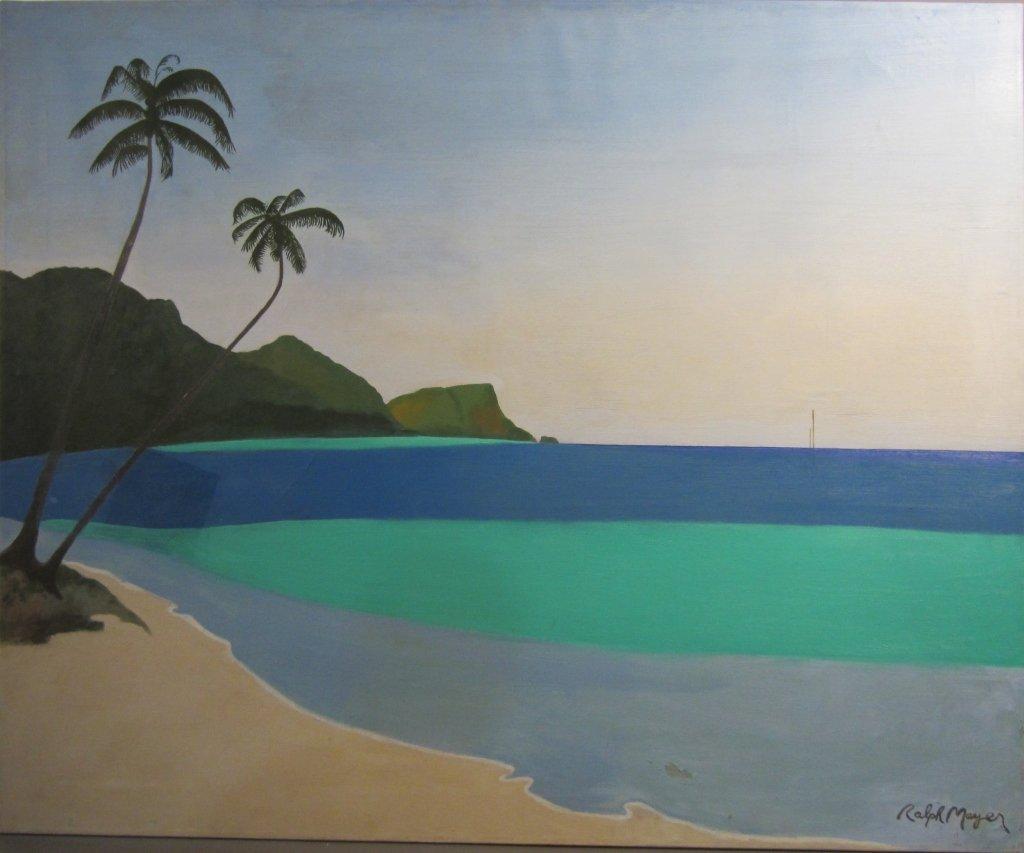 16: Ralph Toch Mayer,  American (1895 - 1979)