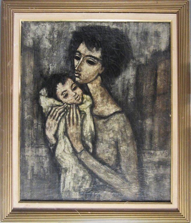 19: Enrico Campagnola, Swiss (1911-1984)