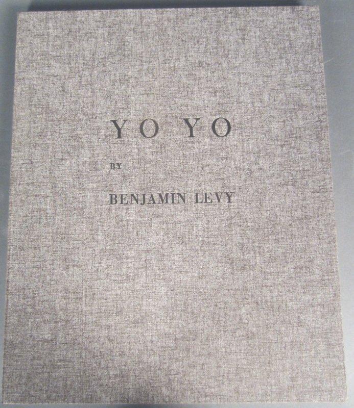 Benjamin Levy, American (1940- ) YO YO