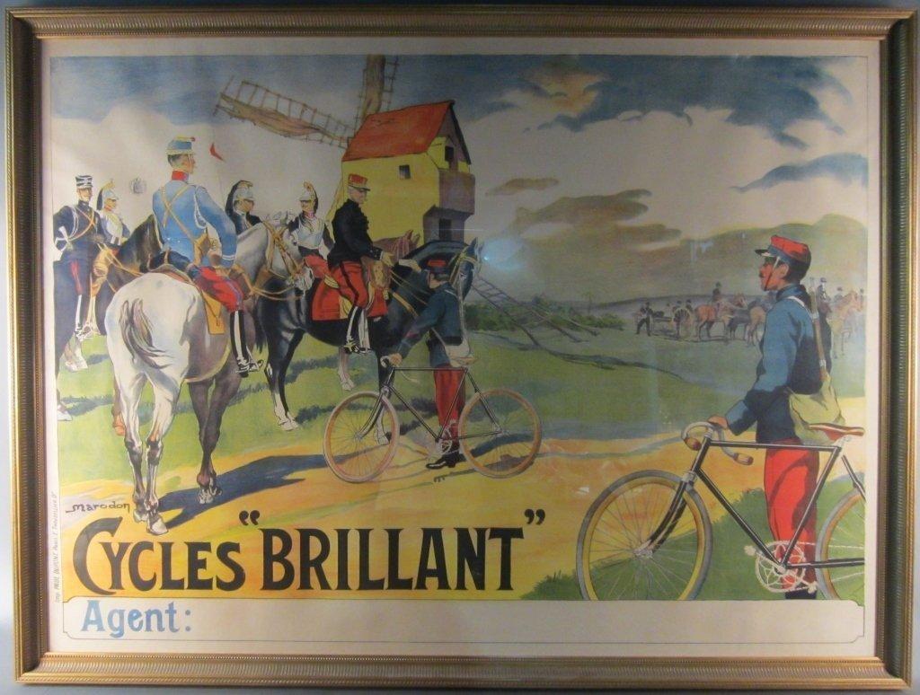 "Paul Dupont, Cycles ""Brilliant"""