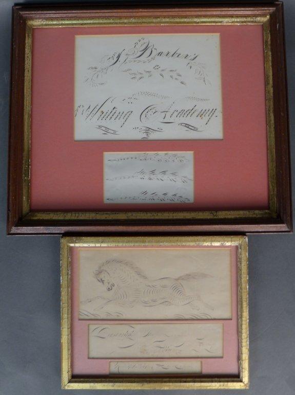 American Calligraphy by Joseph Barber