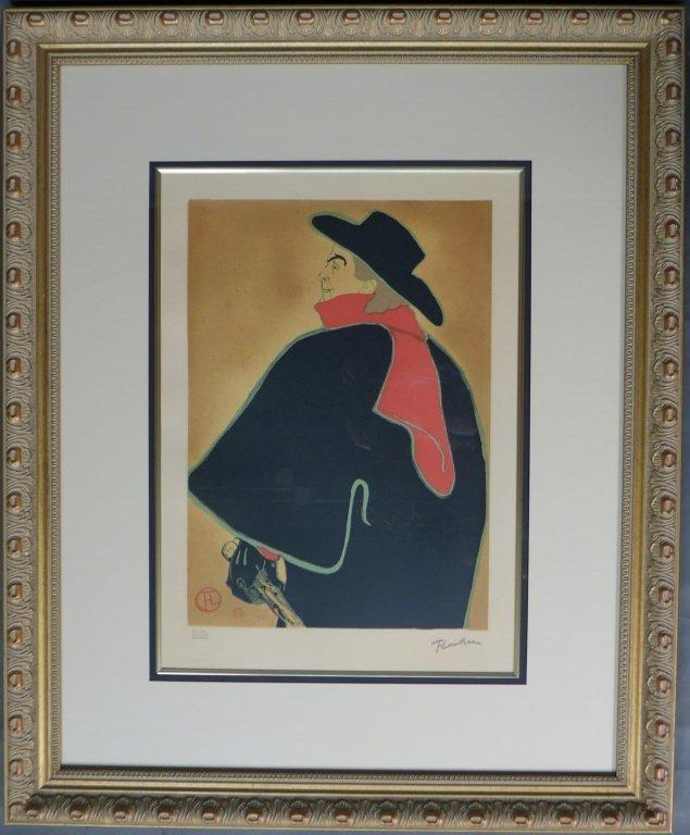 Henri de Toulouse- Lautrec, French (1864- 1901)