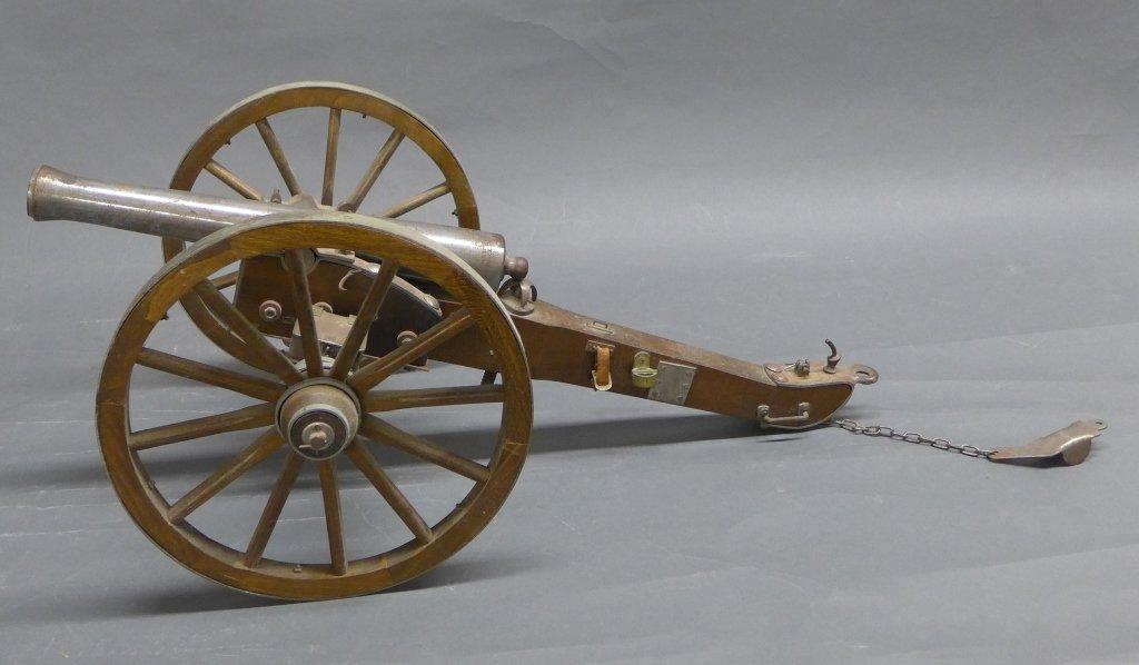 Civil War Black Powder Signal Salute Cannon