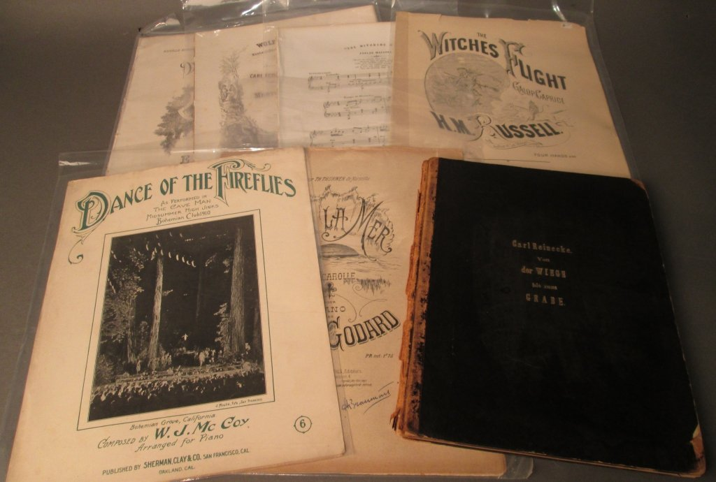 Collection of Macabre Music