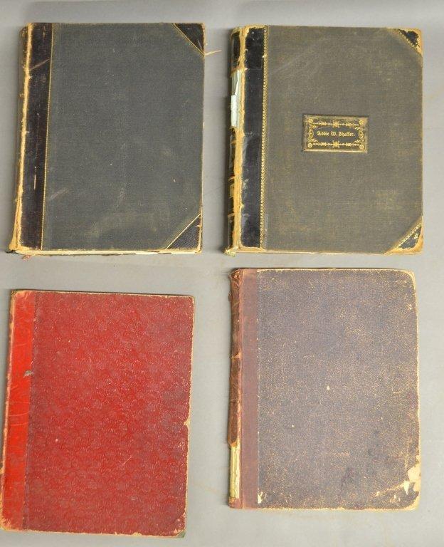 Antique Music Journals