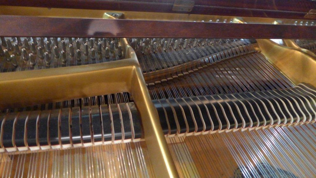 Vogel Baby Grand Piano, V 180 Royal - 7