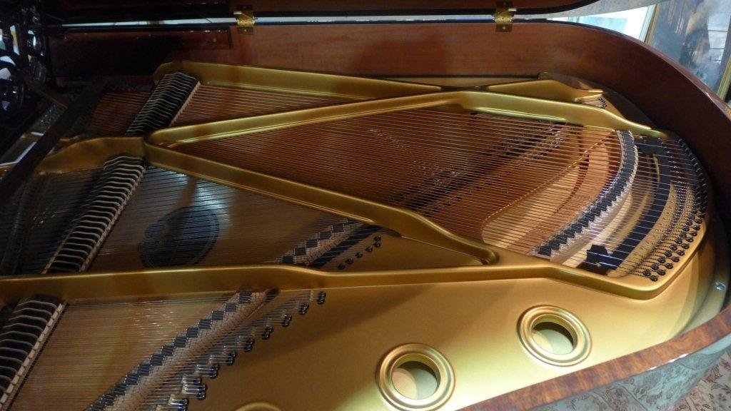 Vogel Baby Grand Piano, V 180 Royal - 8