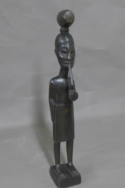 Early African Tribal Statues - 7
