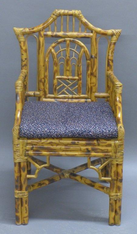 Bamboo/ Rattan Chair