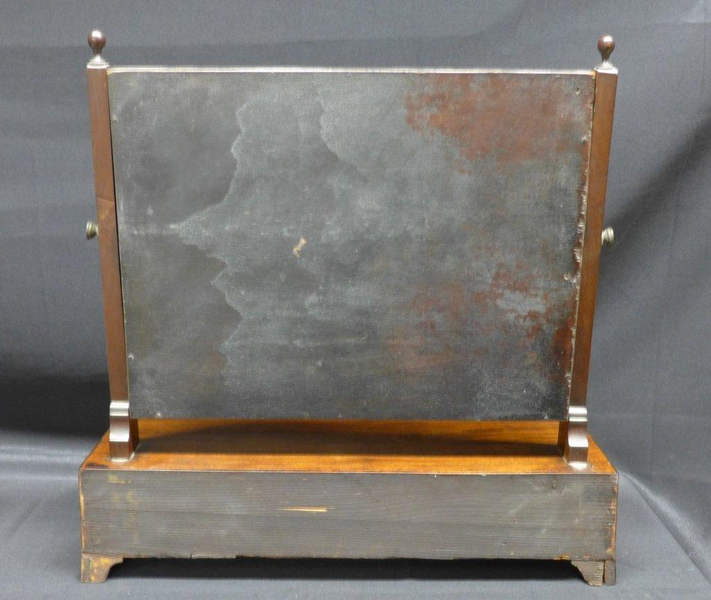 Antique Shaving Mirror Stand - 10