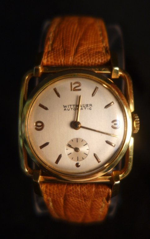 Vintage Wittnauer Automatic Men's Watch