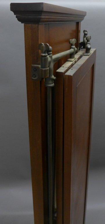 Antique Tri Fold Tailor's Mirror - 10