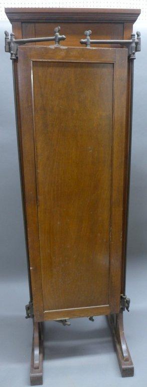 Antique Tri Fold Tailor's Mirror - 2