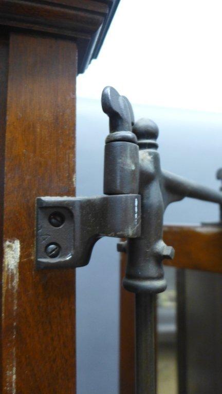 Antique Tri Fold Tailor's Mirror - 5