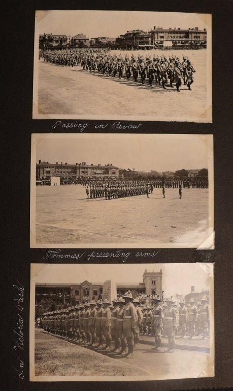 Pacific Wartime Photo Album Volume 1