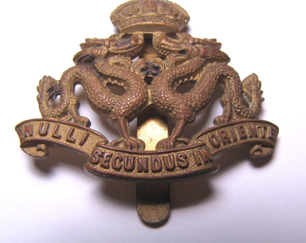 Royal Hong Kong Regiment Defence Force Badge - 5