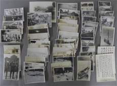 Collection of 56 Military Photographs China, 1930s