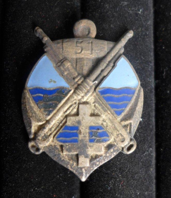 Assorted Foreign Legion Insignia Badges - 3