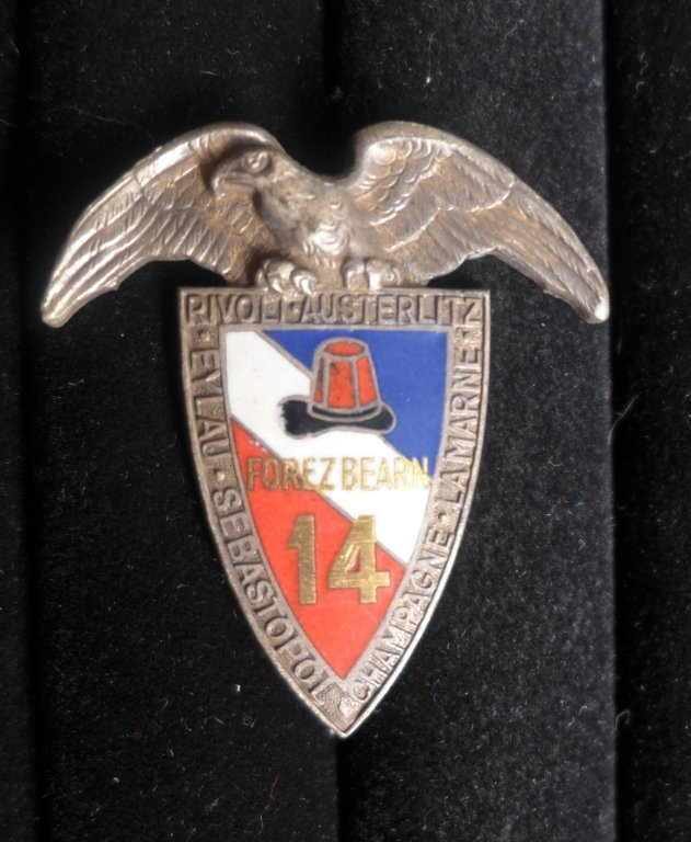 Assorted Foreign Legion Insignia Badges - 5