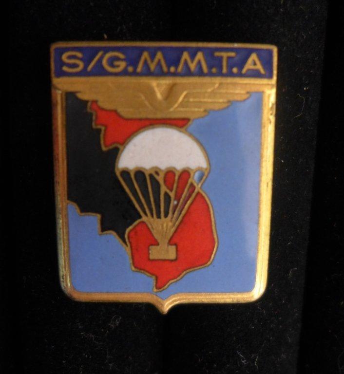 Assorted Foreign Legion Insignia Badges - 7