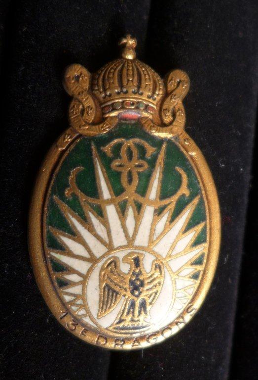 Assorted Foreign Legion Insignia Badges - 9