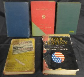 Books On The Military In The Pacific