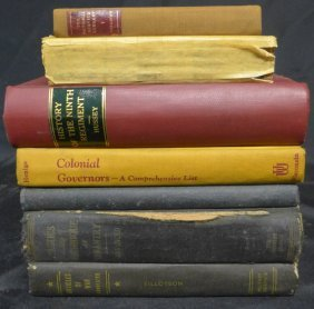 Collection Of American Military Books