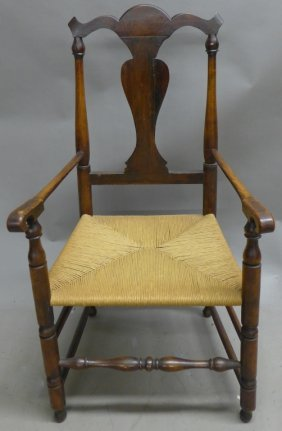 Early American Armchair