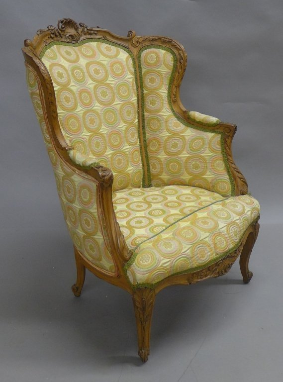 19th Century French Louis XVI-style Side Chair