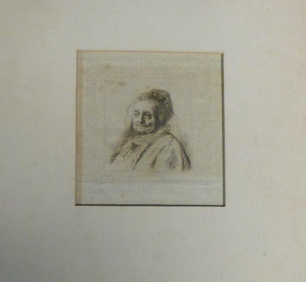 Rembrandt Harmenszoon van Rijn, Dutch (1606-1669) - 3