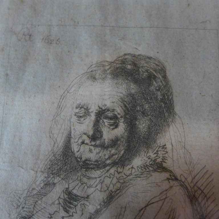 Rembrandt Harmenszoon van Rijn, Dutch (1606-1669) - 5