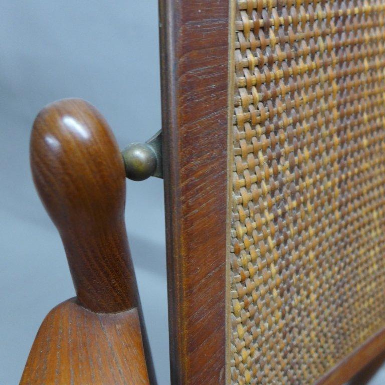 Pair Arne Vodder Danish Modern Teak Arm Chairs - 7